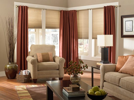 1/2 Light Filtering Cordless Express Custom Blinds and Shades By usablinds.com
